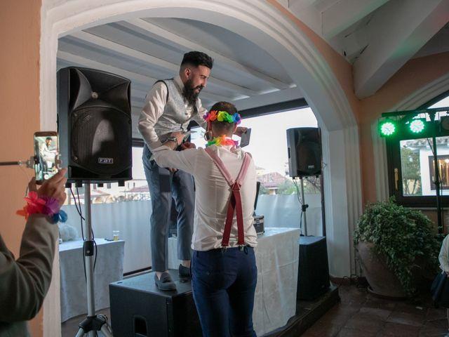 Il matrimonio di Gianluca e Maria Chiara a Siniscola, Nuoro 251