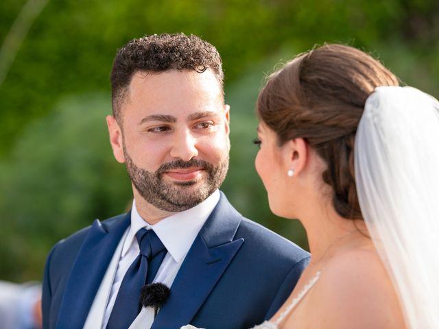 Il matrimonio di Marco e Giusi a Trabia, Palermo 66