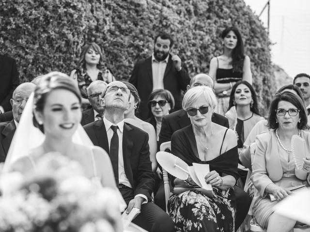 Il matrimonio di Marco e Giusi a Trabia, Palermo 74