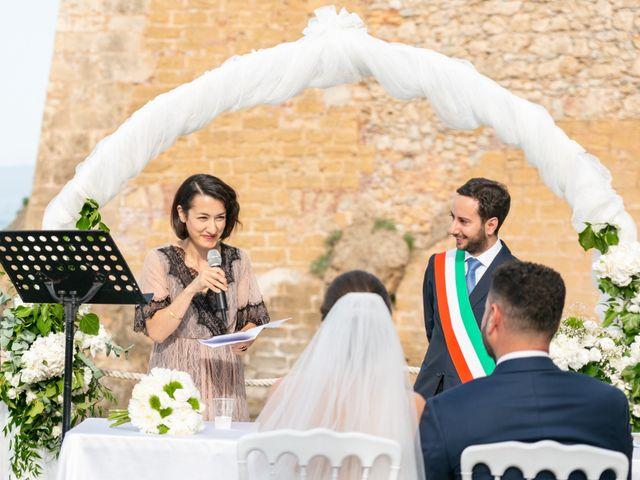 Il matrimonio di Marco e Giusi a Trabia, Palermo 76