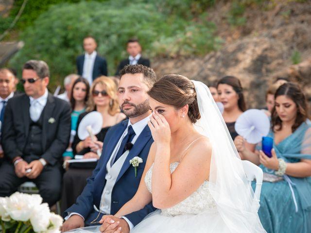 Il matrimonio di Marco e Giusi a Trabia, Palermo 77