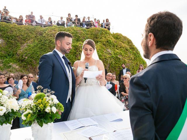 Il matrimonio di Marco e Giusi a Trabia, Palermo 80
