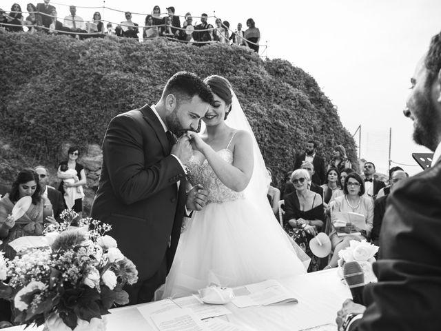 Il matrimonio di Marco e Giusi a Trabia, Palermo 84