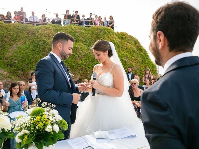 Il matrimonio di Marco e Giusi a Trabia, Palermo 85