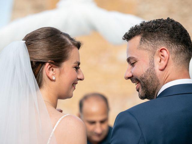 Il matrimonio di Marco e Giusi a Trabia, Palermo 89
