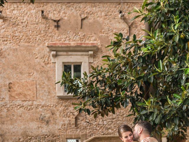 Il matrimonio di Marco e Giusi a Trabia, Palermo 107