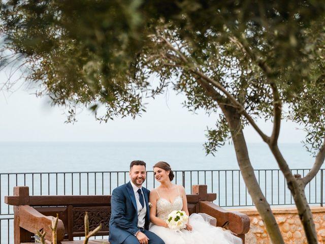 Il matrimonio di Marco e Giusi a Trabia, Palermo 110