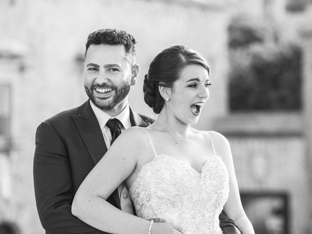 Il matrimonio di Marco e Giusi a Trabia, Palermo 122