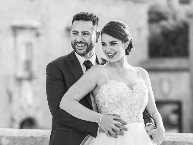Il matrimonio di Marco e Giusi a Trabia, Palermo 123