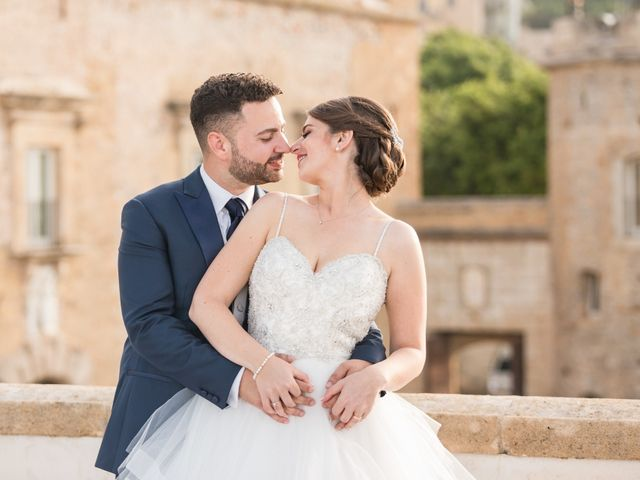 Il matrimonio di Marco e Giusi a Trabia, Palermo 125