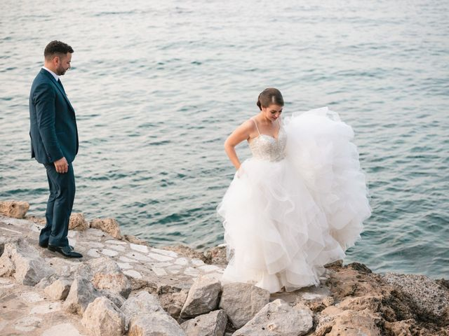 Il matrimonio di Marco e Giusi a Trabia, Palermo 130