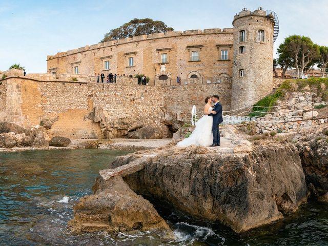 Il matrimonio di Marco e Giusi a Trabia, Palermo 131