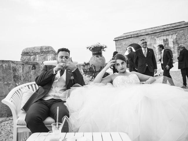 Il matrimonio di Marco e Giusi a Trabia, Palermo 132