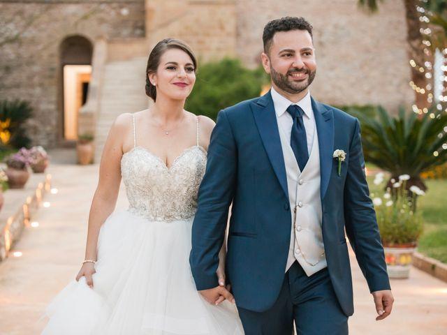 Il matrimonio di Marco e Giusi a Trabia, Palermo 134