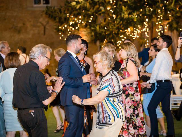 Il matrimonio di Marco e Giusi a Trabia, Palermo 149