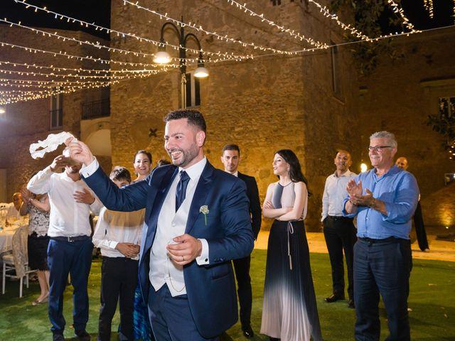 Il matrimonio di Marco e Giusi a Trabia, Palermo 158