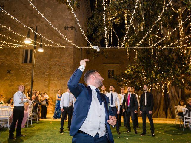 Il matrimonio di Marco e Giusi a Trabia, Palermo 160