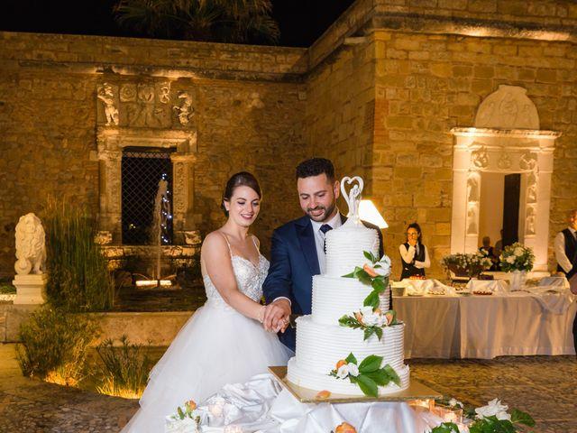 Il matrimonio di Marco e Giusi a Trabia, Palermo 164