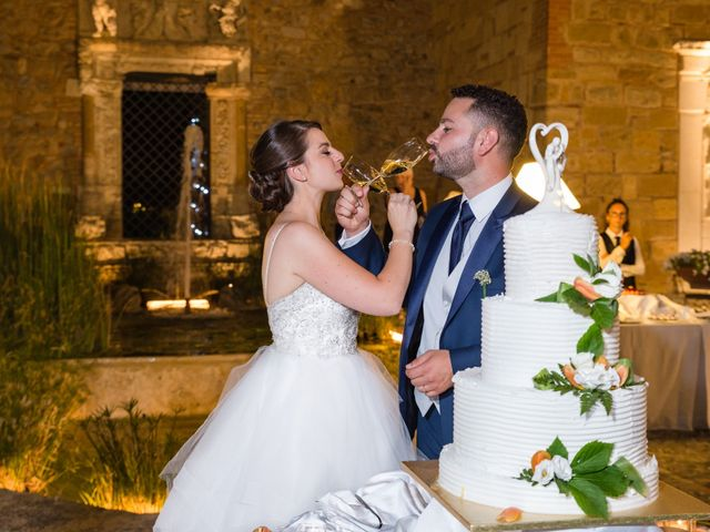 Il matrimonio di Marco e Giusi a Trabia, Palermo 165