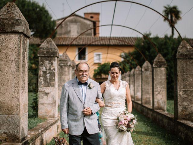 Il matrimonio di Marco e Lara a Ponte Buggianese, Pistoia 24