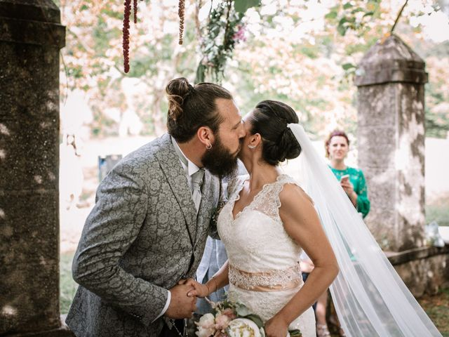 Il matrimonio di Marco e Lara a Ponte Buggianese, Pistoia 31