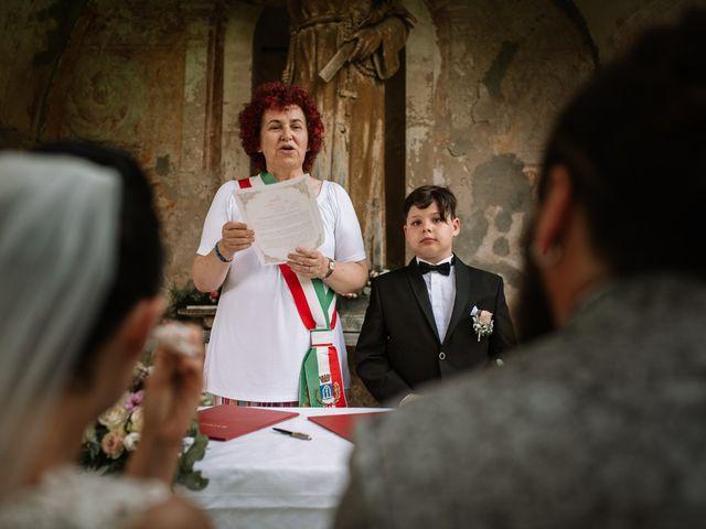 Il matrimonio di Marco e Lara a Ponte Buggianese, Pistoia 34