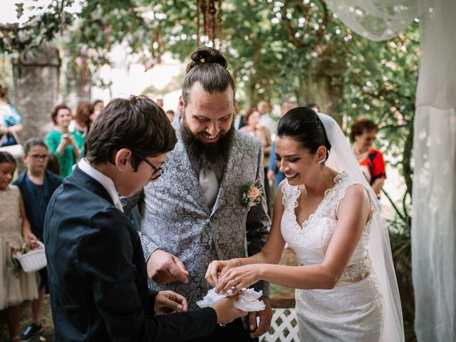Il matrimonio di Marco e Lara a Ponte Buggianese, Pistoia 36