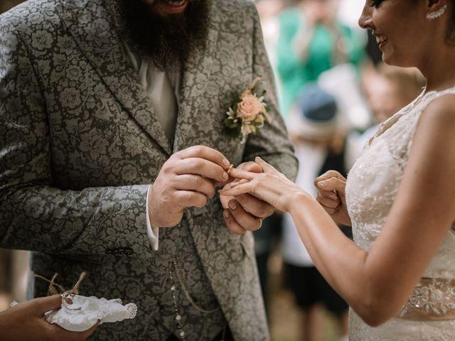 Il matrimonio di Marco e Lara a Ponte Buggianese, Pistoia 42