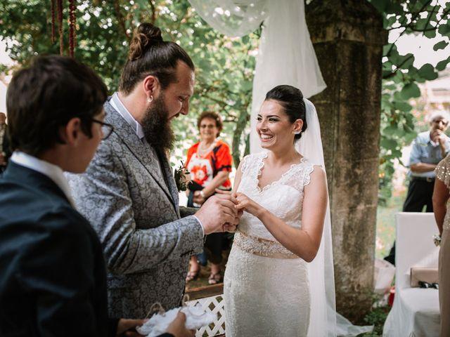 Il matrimonio di Marco e Lara a Ponte Buggianese, Pistoia 43