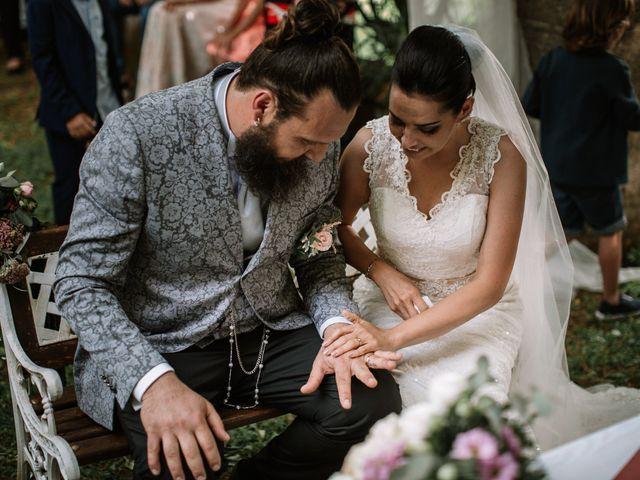 Il matrimonio di Marco e Lara a Ponte Buggianese, Pistoia 46