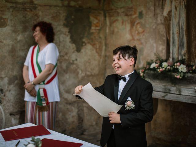 Il matrimonio di Marco e Lara a Ponte Buggianese, Pistoia 48