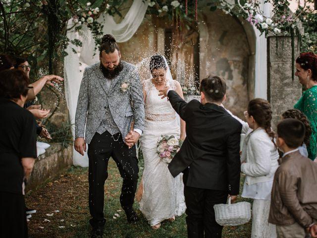 Il matrimonio di Marco e Lara a Ponte Buggianese, Pistoia 50