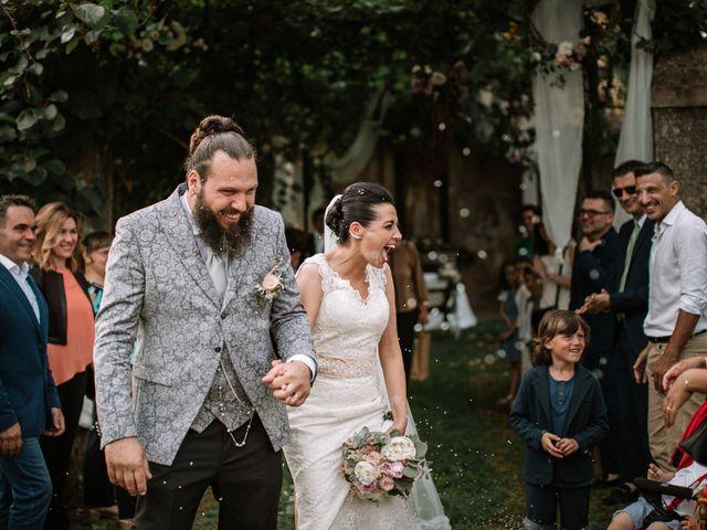 Il matrimonio di Marco e Lara a Ponte Buggianese, Pistoia 52