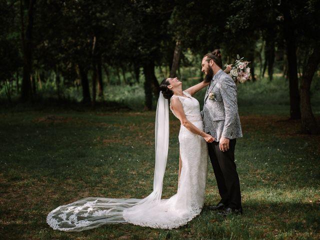Il matrimonio di Marco e Lara a Ponte Buggianese, Pistoia 55
