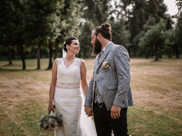 Il matrimonio di Marco e Lara a Ponte Buggianese, Pistoia 2