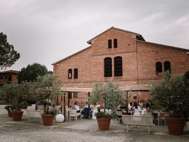 Il matrimonio di Marco e Lara a Ponte Buggianese, Pistoia 60