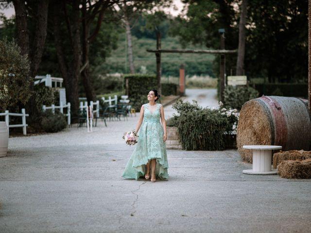 Il matrimonio di Marco e Lara a Ponte Buggianese, Pistoia 76