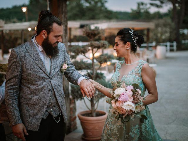 Il matrimonio di Marco e Lara a Ponte Buggianese, Pistoia 79