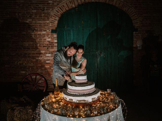 Il matrimonio di Marco e Lara a Ponte Buggianese, Pistoia 82