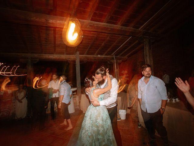 Il matrimonio di Marco e Lara a Ponte Buggianese, Pistoia 86