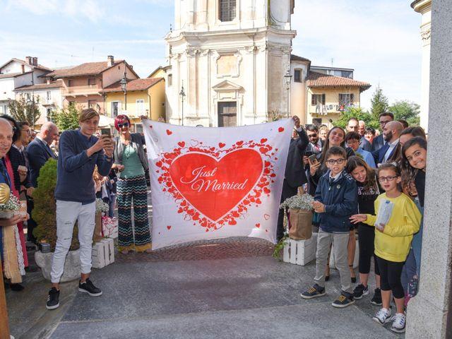 Il matrimonio di Federico e Cecilia a Poirino, Torino 30