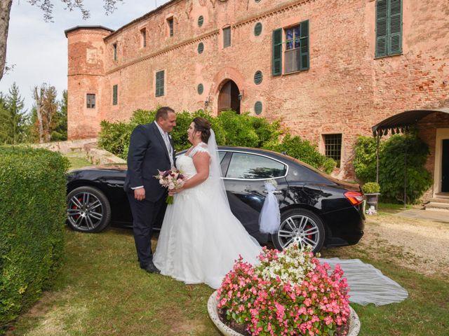 Il matrimonio di Federico e Cecilia a Poirino, Torino 35