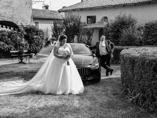 Il matrimonio di Federico e Cecilia a Poirino, Torino 37