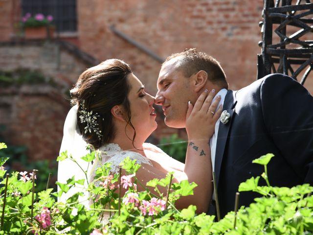 Il matrimonio di Federico e Cecilia a Poirino, Torino 39