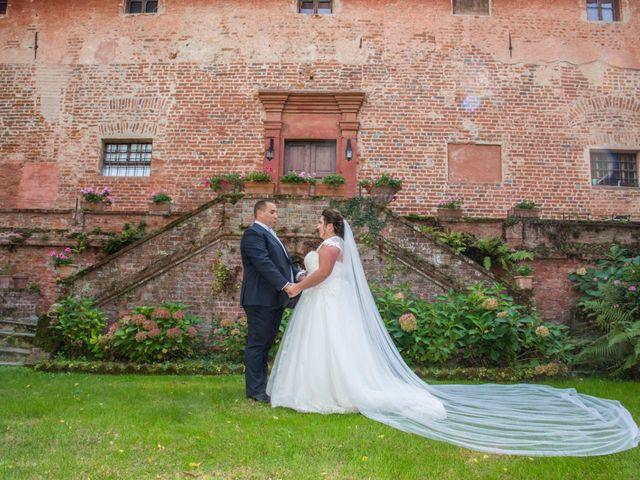Il matrimonio di Federico e Cecilia a Poirino, Torino 40