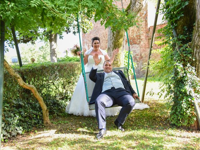Il matrimonio di Federico e Cecilia a Poirino, Torino 41