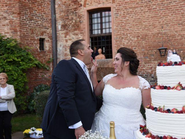 Il matrimonio di Federico e Cecilia a Poirino, Torino 49