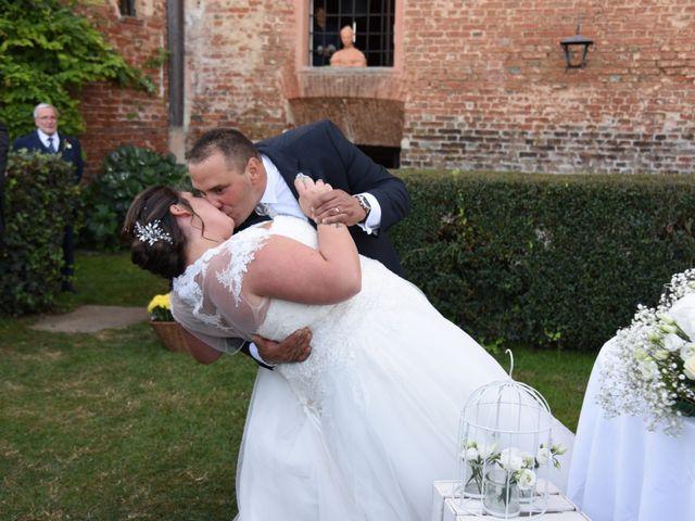 Il matrimonio di Federico e Cecilia a Poirino, Torino 50