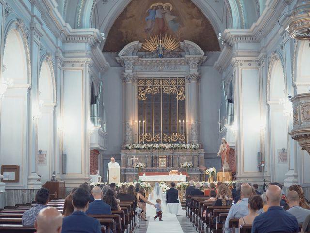 Il matrimonio di Ivano e Maria a Acireale, Catania 21