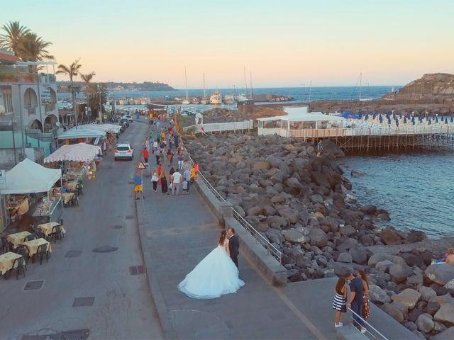 Il matrimonio di Ivano e Maria a Acireale, Catania 30